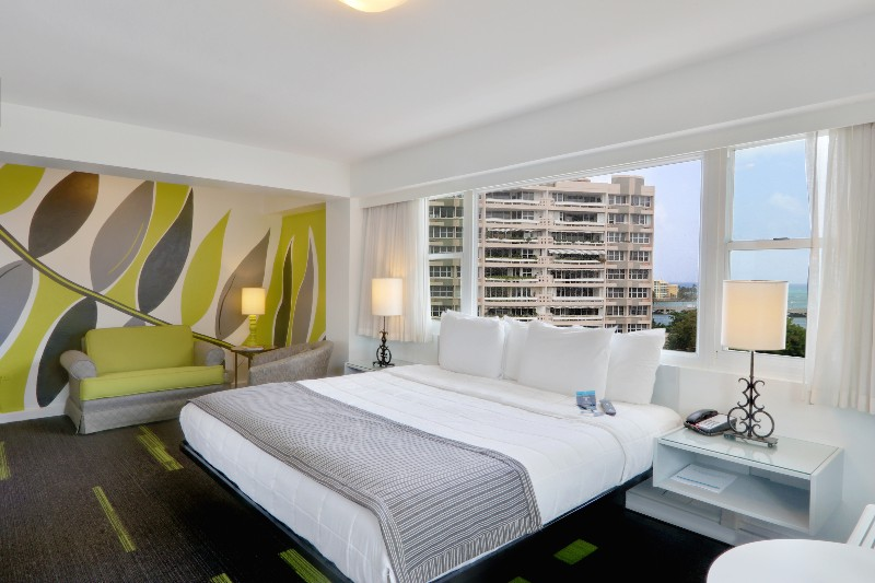 Miramar Hotel San Juan Puerto Rico Rvng By Pegasus Solutions